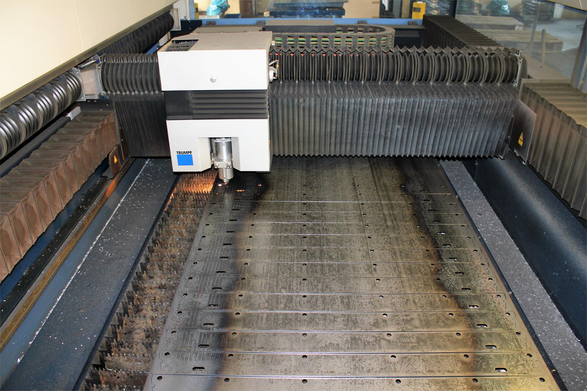 CNC-Lasern