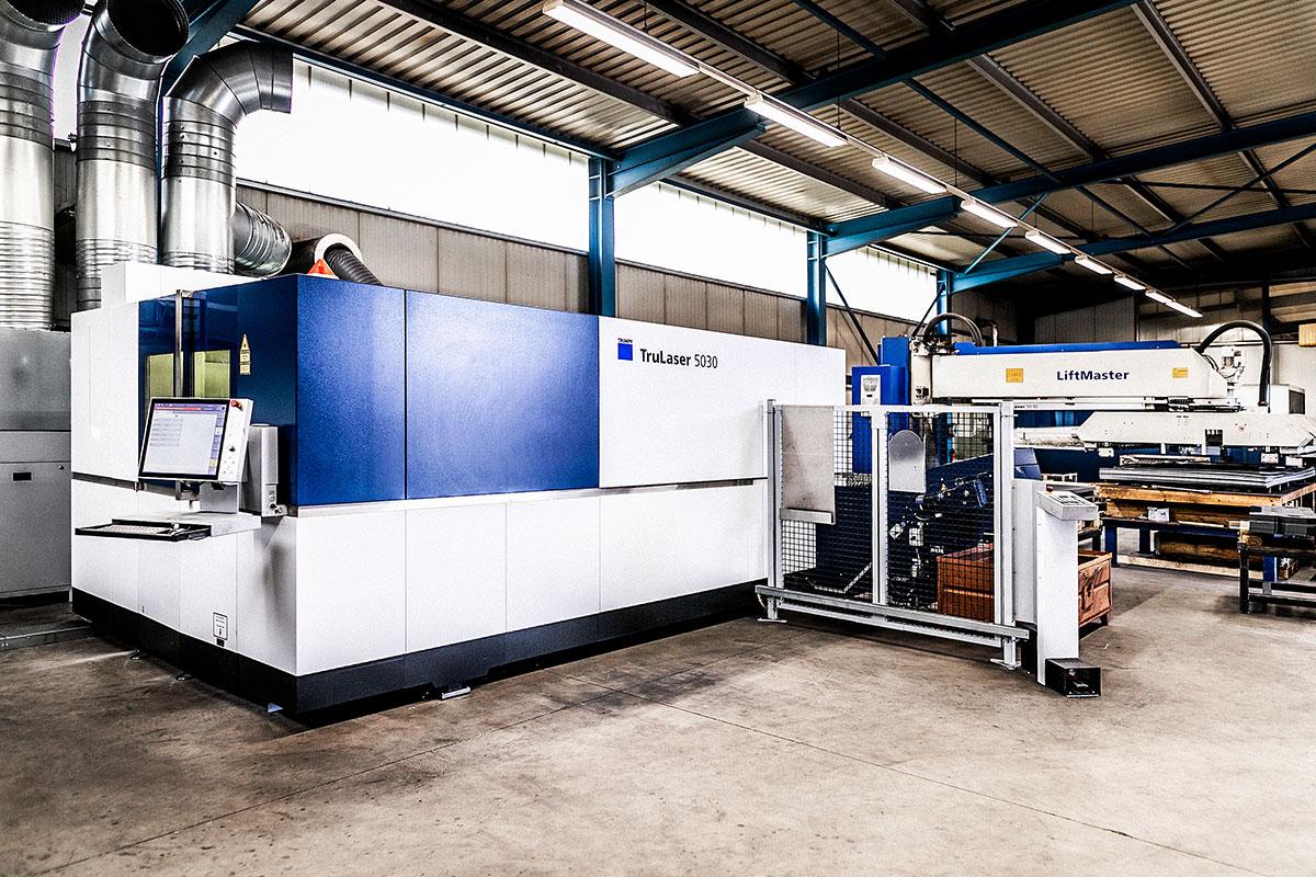 CNC-Lasern | TruLaser 5030